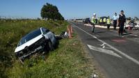 Le nombre de morts sur les routes de France métropolitaine a connu une hausse de 3,9% en janvier.