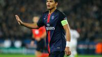 Le fils de Thiago Silva a effectué son premier entraînement lundi avec l'une des équipes de jeunes du PSG.
