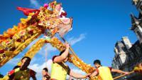 Chaque année, le nouvel an chinois donne lieu à une semaine de célébration dans Paris.