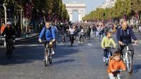 """Plusieurs milliers de personnes sont attendues ce dimanche pour la deuxième édition de la """"Journée sans voiture""""."""