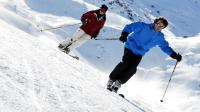 Autant de neige est tombée le samedi 2 janvier qu'au mois de décembre.
