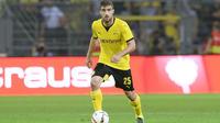 Le Borussia Dortmund s'est imposé sur la pelouse du Werder Brême malgré l'humiliation subie par Sokratis Papastathopoulos.