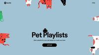 Le nouvel outil de création de playlists dévoilé par la plateforme cible les goûts musicaux de votre animal de compagnie.