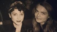Cara Delevingne a retrouvé l'amour auprès de la musicienne St Vincent (photo) après sa rupture avec l'actrice Michelle Rodriguez