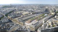 Deux élus de la majorité parisienne réfutent le projet de rénovation de la Gare du Nord.