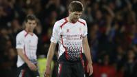 Steven Gerrard a quitté Liverpool en fin de saison dernière pour rejoindre le Los Angeles Galaxy en MLS.