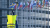 Les gilets jaunes ont ciblé Strasbourg, l'une des capitales de l'Union européenne, pour un «appel international».