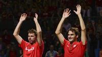 La Suisse de Roger Federer et Stanislas Wawrinka a remporté la première Coupe Davis de son histoire.