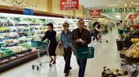 Dans les supermarchés japonais, on trouve de tout, sauf des chips.