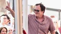Le réalisateur Quentin Tarantino à Hollywood le 26 février 2016.