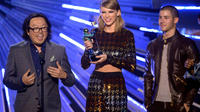 Taylor Swift grande gagnante des MTV Video Music Awards