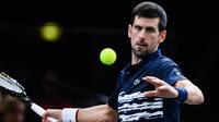 Novak Djokovic a dominé le Canadien Denis Shapovalov en finale.