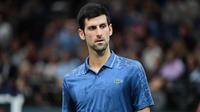 Novak Djokovic est assuré de terminer l'année sur le trône de numéro 1 mondial.