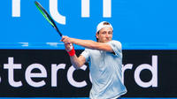 Lucas Pouille n'avait plus atteint les 8es de finale d'un Grand Chelem depuis l'US Open 2017.
