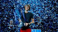 Vainqueur du Masters de Londres, Alexander Zverev semble être le leader de la nouvelle génération.