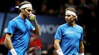 Roger Federer et Rafael Nadal vont s'affronter pour la 39e fois de leur carrière.