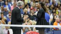 La finale dames de l'US Open a été marquée par l'incident entre Serena Williams et l'arbitre de la rencontre.