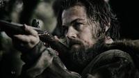 """La performance de l'acteur américain de 41 ans dans """"The Revenant"""" est stupéfiante."""