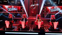 Garou, Louis Bertignac, Jenifer et Florent Pagny, le jury de The Voice