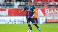 Thiago Silva et le PSG reste sur une série de 23 matchs sans défaite en Ligue 1.