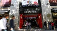 Aucun candidat ne s'est manifesté pour reprendre le magasin emblématique des Champs-Elysées, à Paris.