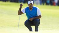 Tiger Woods a déjà remporté à quatre reprises le Masters d'Augusta.