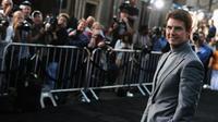 Tom Cruise déplace toujours les foules à chacune de ses apparitions