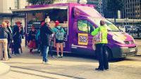 Le Tooq Tooq, food truck Thaï, est l'un des seize food trucks sélectionnés pour l'élection du meilleur camion gourmet de la capitale