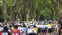 Au lendemain de la première journée de repos, les coureurs reprendront la route avec une étape de transition entre Périgueux et Bergerac.