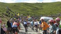 L'explication entre les favoris et pour la victoire d'étape pourrait avoir lieu dans le Port de Balès.