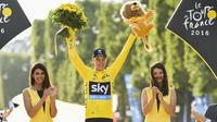 Vainqueur du Tour de France en 2016, Chris Froome avait touché la somme de 500 000 euros.