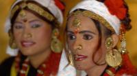 Transsexuels népalais à Katmandou en septembre 2007