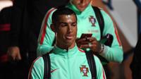 Cristiano Ronaldo est actuellement en Russie pour disputer la Coupe des Confédérations avec le Portugal.