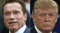 Trump et Scwarzenegger