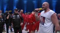 En battant Wladimir Klitschko, Tyson Fury s'est emparé des titres WBA-IBF-WBO des poids lourds.
