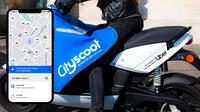 Au total, 4.000 scooters électriques sont disponibles dans les rues de Paris, et d'une dizaine de communes limitrophes.