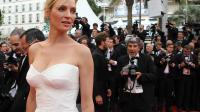 Uma Thurman préfère laisser à penser qu'elle n'entretient pas de relation avec Quentin Tarantino