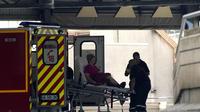 """Une enquête judiciaire a été ouverte par le parquet de Saint-Malo après la mort jeudi d'un enfant de 2 ans et demi hospitalisé aux urgences le matin même, selon un communiqué vendredi de l'ARS Bretagne qui évoque """"la probabilité d'une erreur dans l'administration d'un produit médicamenteux"""".[AFP]"""