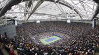 L'US Open est le dernier Grand chelem de la saison de tennis.