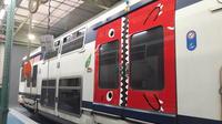 A partir du 23 novembre, les portes du RER E à Magenta changeront de visage.
