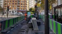 Plusieurs centaines de bornes Vélib' ont déjà été débranchées dans Paris et la proche banlieue. Le nouveau service ne sera effectif qu'au 1er janvier 2018.