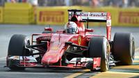 Vainqueur du Grand Prix de Malaisie, Sebastian Vettel a offert à Ferrari sa première victoire depuis près de deux ans.
