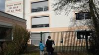 L'école de Villefontaine dans l'Isère.