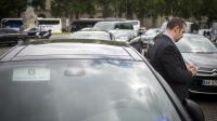La guerre entre les VTC (en photo) et les taxis se poursuit. [MARTIN BUREAU / AFP]