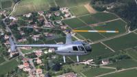 Un vol en hélicoptère, le plus qui fait la différence