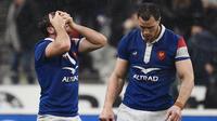 Le XV de France s'est incliné en ouverture du Tournoi des six nations face aux pays de Galles, le 1er février 2019.