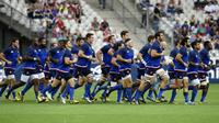Le XV de France devra respecter une charte de bonne conduite pendant la Coupe du monde de rugby.