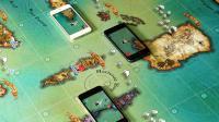 Les smartphones remplacent les pions dans ce jeu de société en réalité augmentée.