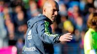 Zinedine Zidane a dirigé, ce mardi, son premier entraînement à la tête du Real Madrid.
