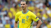 Zlatan Ibrahimovic a mis un terme à sa carrière internationale à l'issue de l'Euro 2016.